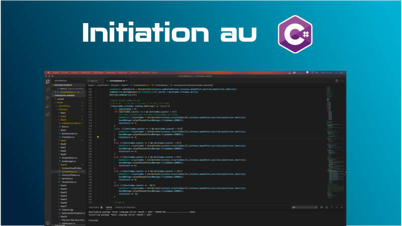 Initiation au C# (C-sharp)