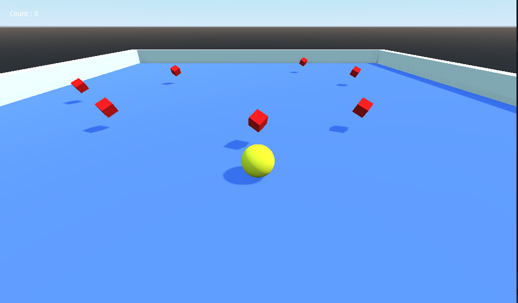Roll The Ball 3D avec Godot Engine (partie I)